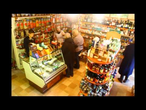 Fruits Of The Earth health food shop time lapse