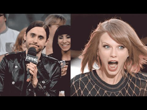 Jared Leto DISSES Taylor Swift & Quickly Apologizes!