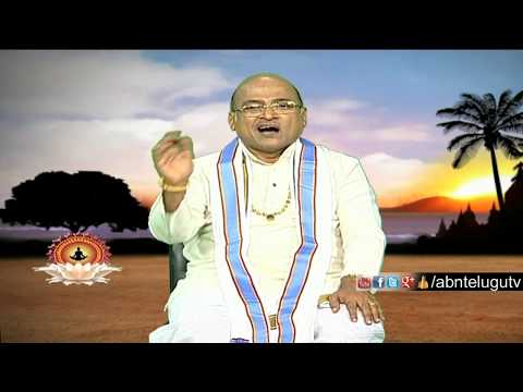 Garikapati Narasimha Roa About Peace of Mind |  Nava Jeevana Vedam | ABN Telugu