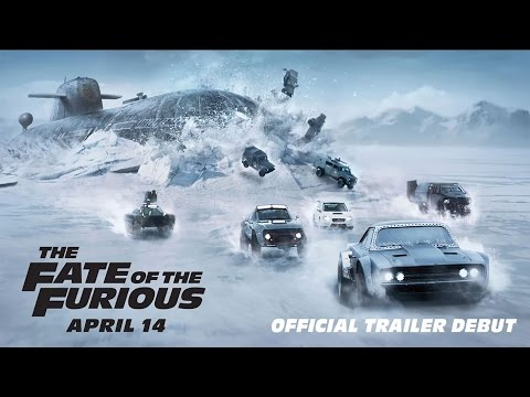 Fate Of Furious In Theaters April 14 Official 2 Hd