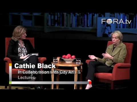Cathie Black - Reinventing the Professional Woman