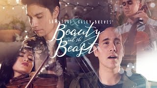 Beauty and the Beast - Sam Tsui & Casey Breves | Sam Tsui