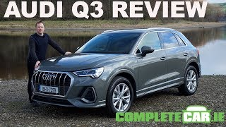 Audi Q3 review - it's now one of the best premium small SUVs