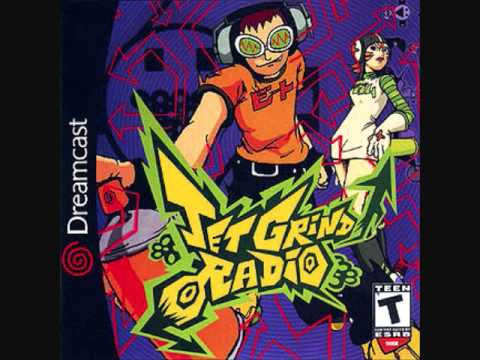 Jet Grind Radio Soundtrack - Electric Toothbrush