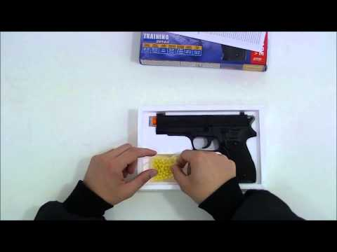 Sig Sauer P226 spring   6mm   Airsoft   ABS