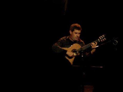 Marco Pereira no projeto Violões Urbanos, SESC - Suite das Águas, homenagem a Dorival Caymmi