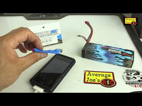 ProTek 'Take Charge' USB Charging Adapter - Support Product Review - Average Joe's R/C