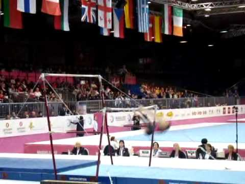 Larisa IORDACHE ROU, Bars Senior Qualification, European Gymnastics Championships 2012