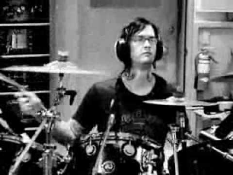 The Rev Playing The Drums