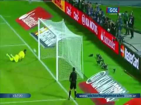Chile 0 Argentina 0 (4-1)  (Relato Victor Hugo) Copa America 2015