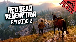TAKING MEXICO - Red Dead Redemption Playthrough (Episode 3)