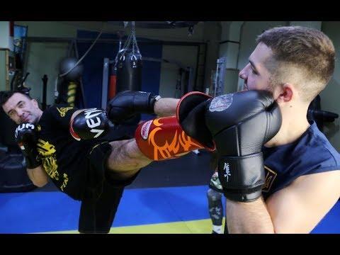 Почему кикбоксеры отгребают от боксеров (Боксер против Кикбоксера)