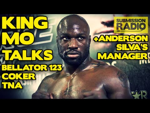 Submission Radio 24/8/14 King Mo, Ed Soares, Chris Leben + Breakdowns of UFC Fight Nights 48 & 49