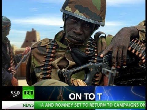 CrossTalk: Mali Madness
