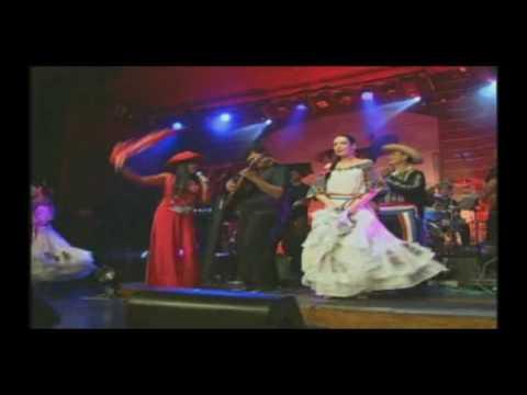 Perla  - Mercedita - Dvd Marcos Brasil video