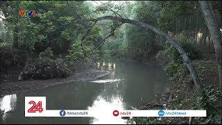 Nhiều bất thường kiểm tra cơ sở sản xuất xả thải ra sông La Ngà - Tin Tức VTV24