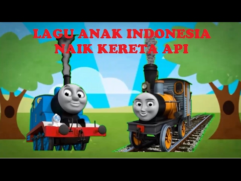 Lagu Anak Indonesia Naik Kereta Api Tut Tut Tut ~ Thomas and Friends Bob Kereta Api ~ ✰ Lagu Anak