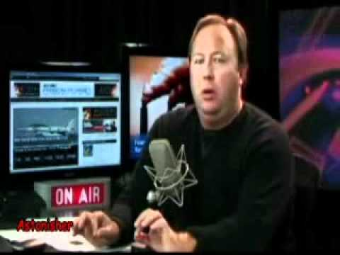 Alex Jones on 1984 tyranny - street lamps that listen to you & etc 2011.11.08.