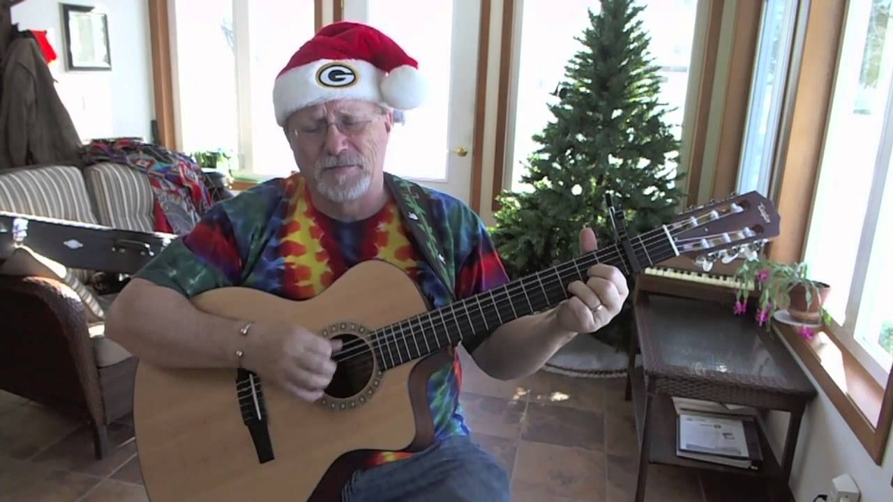 By Santa Claus - Bill Engvall cover with chords and lyrics - YouTube