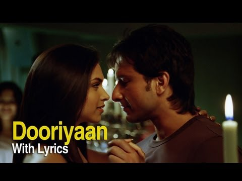 Dooriyan (Lyrical Song) | Love Aaj Kal | Saif Ali Khan & Deepika Padukone
