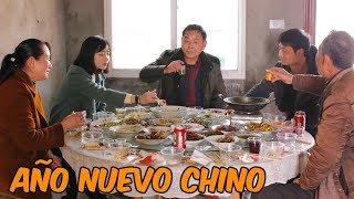 Celebrando el Año Nuevo en la China rural
