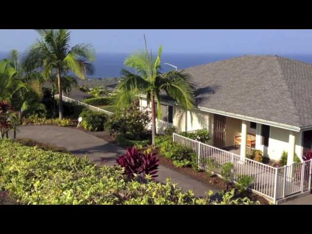 Kona Vistas Neighborhood Real Estate Tour in Kailua Kona, Big Island Hawaii