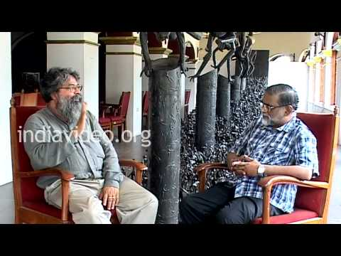 Interview with sculptor K.S Radhakrishnan - Part III