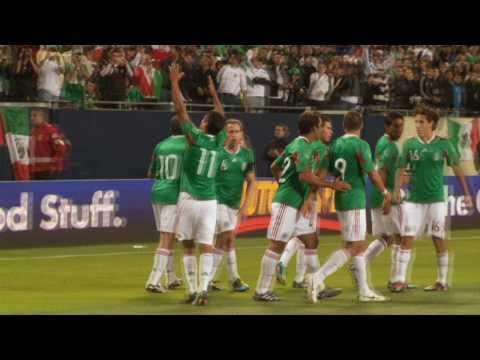 http://www.facebook.com/degreefutbol La Selección Mexicana: Unión, Garra, Pasión -- un video que celebra los mejores momentos de la Selección Mexicana de Fút...