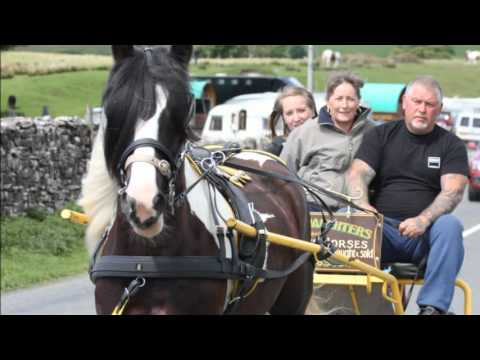 Appleby horse fair 2012