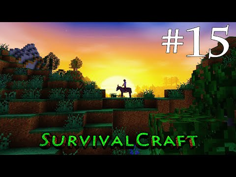 ( GAMEPLAY ) SURVIVALCRAFT ANDROID - SOBREVIVÊNCIA DIA # 15