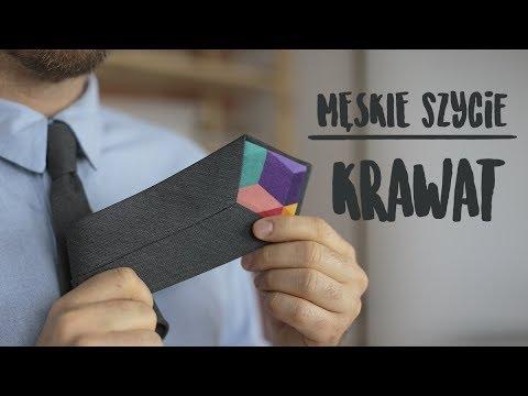 Męskie Szycie #9: Krawat