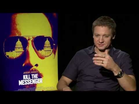 Jeremy Renner on 'Avengers' success paving way for 'Kill the Messenger'