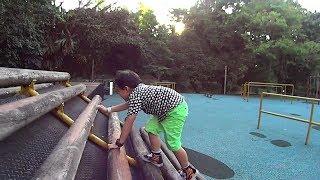 Adam In Singapore Ninja Warrior Challenge - E07