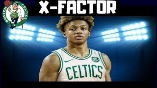 BOSTON CELTICS BIGGEST X-FACTOR NEXT SEASON: Romeo Langford