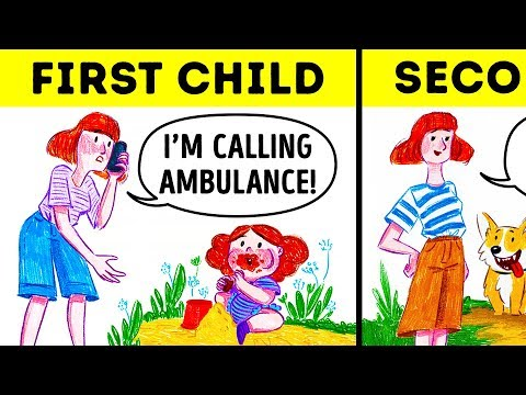 14 Differences Between Having the First and Second Child thumbnail