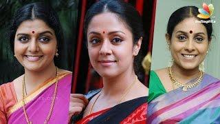 Jyotika, Banupriya, Saranya Ponvannan in women-centric 'Magalir Mattum' remake |  Hot Tamil Cinema