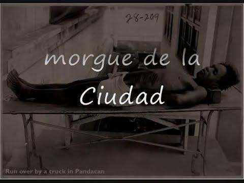 Un archivo de la morgue.
