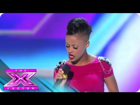 Meet Paige Thomas - THE X FACTOR USA 2012