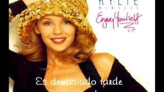 Watch Kylie Minogue Im Over Dreaming Over You video