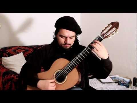 Fandango - Joaquín Rodrigo - Emerson Salazar, Classical Guitar