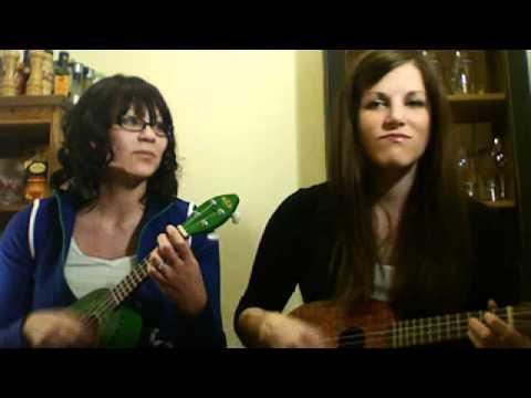 Video 1: BRAND NEW KEY by MELANIE BRAND (Ukulele Cover by The Fruity Ukuladies)