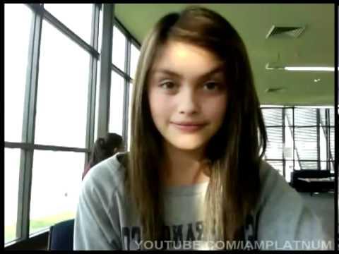 Teen Girl With Weird Talent Original Video!   Youtube video