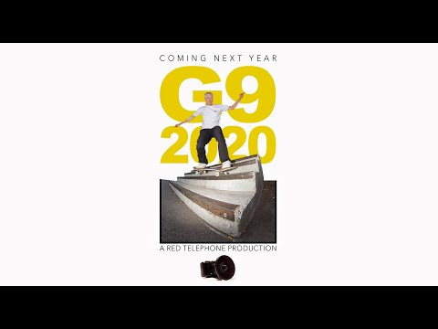 COMING THIS SPRING - G9 2020