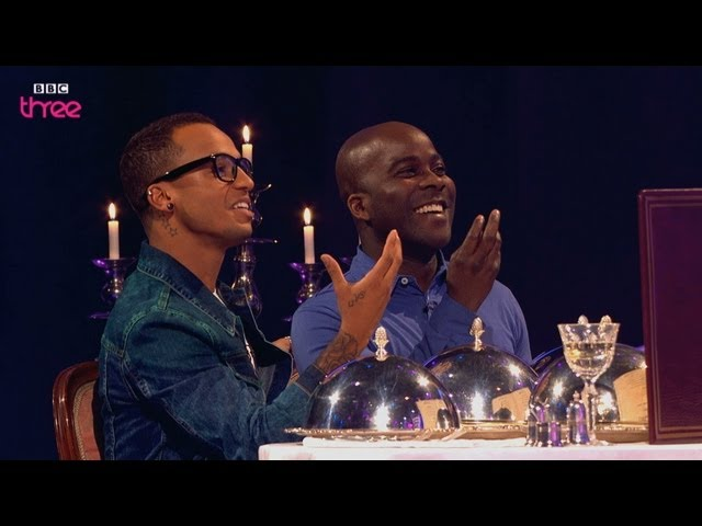 'What's on the menu?' with Aston Merrygold and Melvin O'Doom - Sweat the Small Stuff - BBC Three