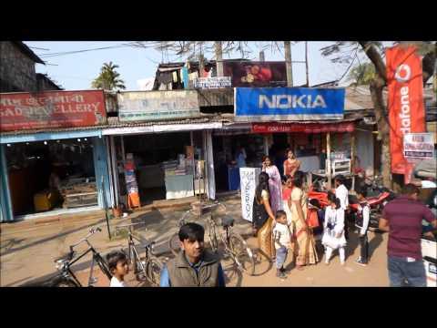 Across Assam --- Bus trip from Jorhat to Tinsukia, Assam, India