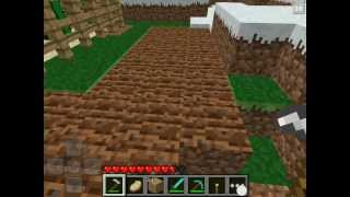Minecraft Pocket Edition 0.4.0 alpha