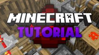 Minecraft Tutorial: Block Switcher Light System + Update On BrenyBeast!