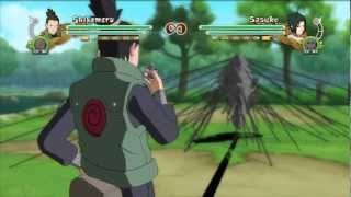 5k Subs Special! Naruto Storm 3 Relay Cancels (Thanks SolitaryTech)