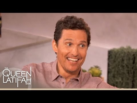 Matthew McConaughey Interview!