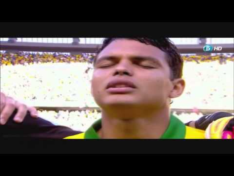 Brazil National Anthem Vs Mexico video